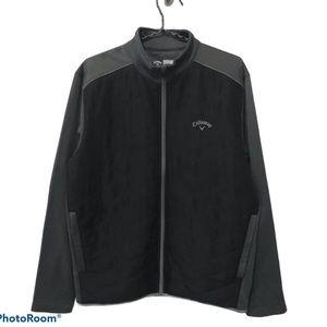 Callaway zip up optishield Golf jacket M